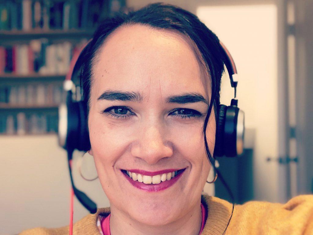 Headshot of Claudine Munro-Iafon