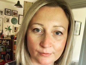 Headshot of Kate Horner